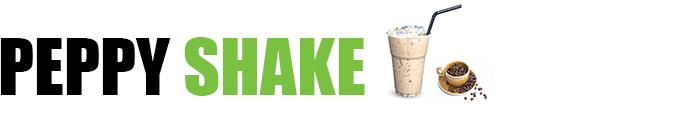 peppy shake logo